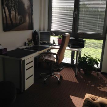 Büro/Nachtdienstzimmer